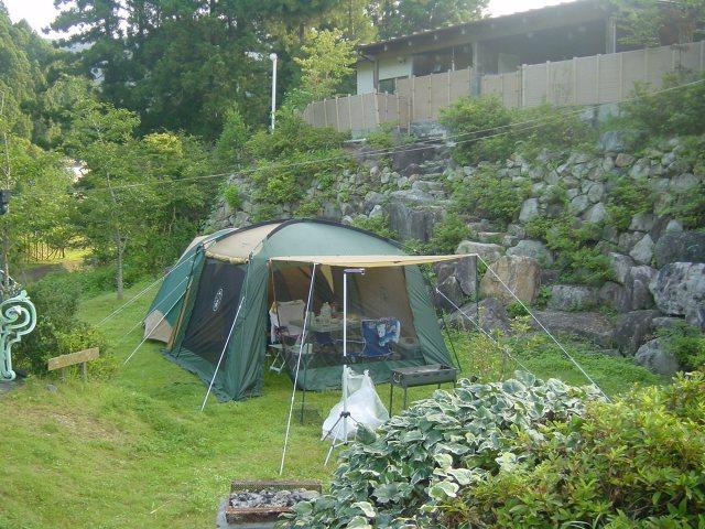 静岡県 あたご島キャンプ場 の写真g37164